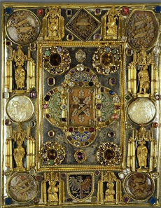 Kolowrat Plenary from the Treasury of the Saint Vitus Cathedral at the Prague Castle